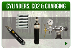Cylinders, C02 & Charging